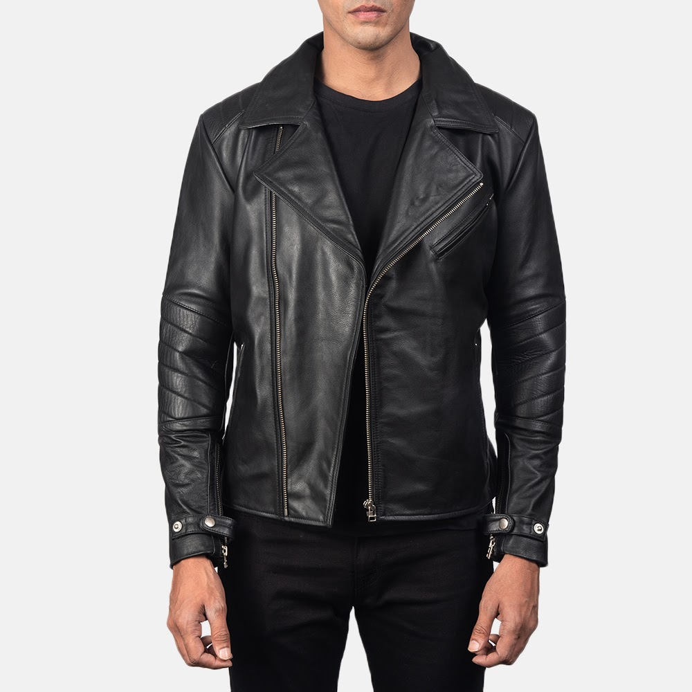 What Makes a Leather Jacket Lightweight? 4