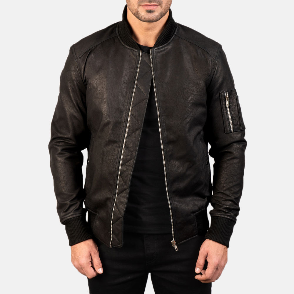 What's the Best Way to Wear a Bomber Jacket? 3