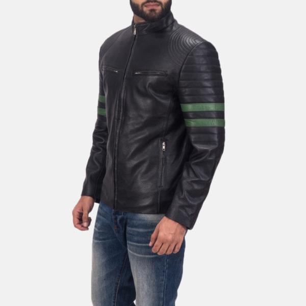 Night Trooper Leather Jacket
